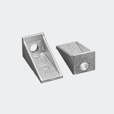 Forstærkningsvinkel til greb med låsemekanisme